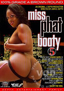 Miss Phat Booty 5 Box Cover