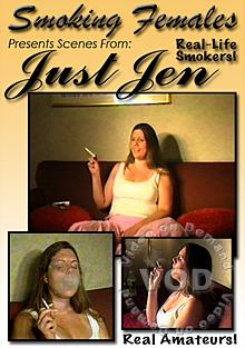 Just Jen Box Cover