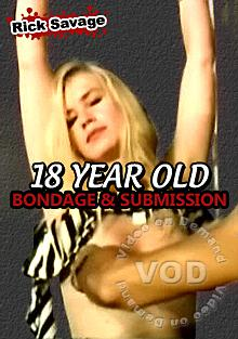 18 Year Old Bondage & Submission Box Cover