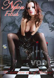 Nylon Fetish Box Cover