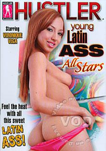 Young Latin Ass - All Stars Box Cover