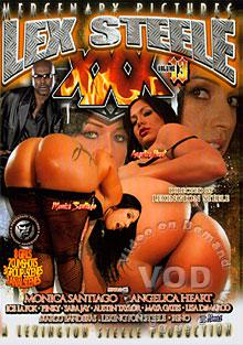 Lex Steele XXX Volume 13 Box Cover