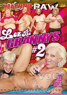 Lez Be Grannys #2 Box Cover