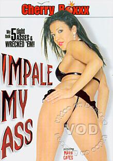 Impale My Ass Box Cover