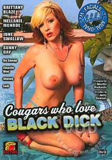Cougars Who Love Black Dick Box Cover