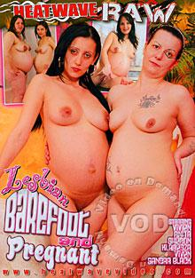 Lesbian Barefoot And Pregnant Box Cover