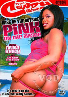 Dark On The Outside, Pink On The Inside Box Cover