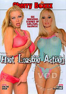 Hot Lesbo Action Box Cover