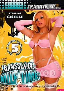 Transsexual MILF Time 2 Box Cover