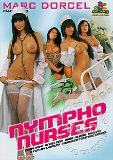 Nympho Nurses Box Cover