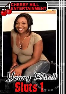 Young Black Sluts 1 Box Cover