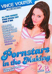 Pornstars In The Making - Disc One