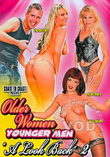 Older Women Younger Men - A Look Back 2 Box Cover