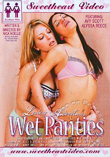Lesbian Adventures - Wet Panties Box Cover
