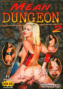 Mean Dungeon 2 Box Cover