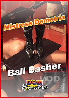 Ball Basher Box Cover