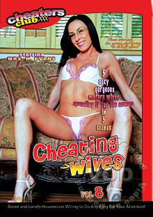 Cheating Wives Vol. 8 Box Cover