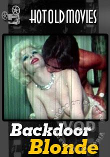Backdoor Blonde Box Cover