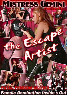 The Escape Artist Box Cover