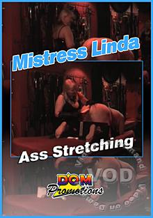 Mistress Linda - Ass Stretching Box Cover