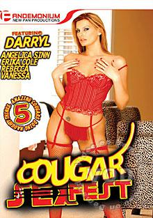 Cougar Sex Fest Box Cover