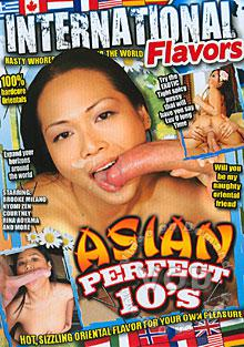 Asian Perfect 10's