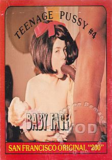 Baby Face Box Cover
