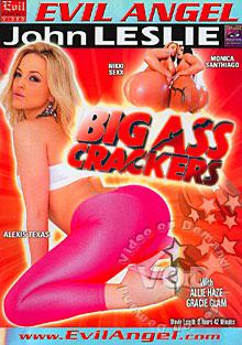 Big Ass Crackers Box Cover