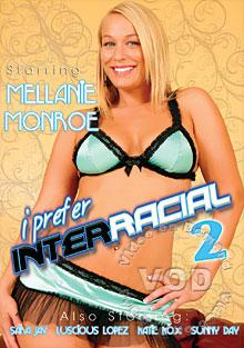 I Prefer Interracial 2 Box Cover