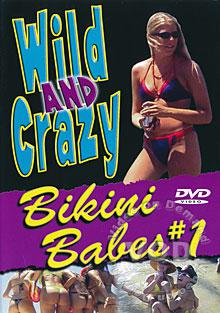 Wild And Crazy Bikini Babes #1 Box Cover