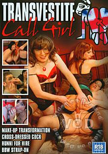 Transvestite Call Girl Box Cover