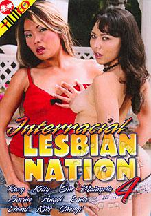 Interracial Lesbian Nation 4 Box Cover