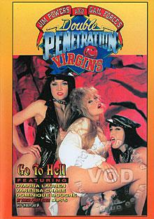 Double Penetration Virgins - Go To Hell Box Cover