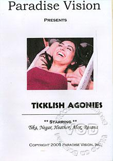 Ticklish Agonies Box Cover