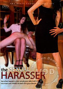 The Sexual Harasser Box Cover