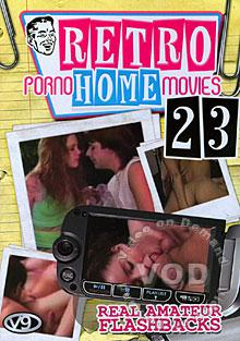 Retro Porno Home Movies 23 Box Cover