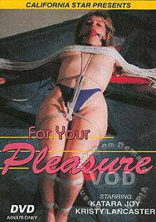 For Your Pleasure Box Cover