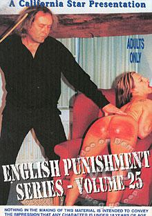 English Punishment Series Volume 25 Box Cover