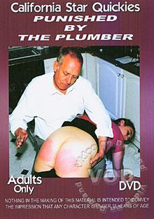 Punished By The Plumber Box Cover