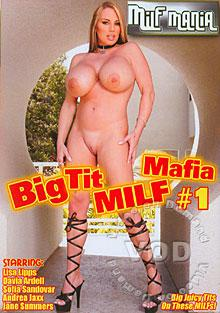 Big Tit MILF Mafia #1 Box Cover