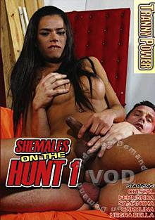 Shemales On The Hunt 1 Box Cover