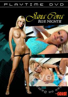 Jana Cova - Blue Nightie Box Cover