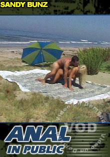 Anal In Public Box Cover
