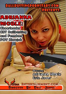 Adrianna Nicole - Cheerleader CBT Box Cover