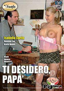 Ti Desidero Papa Box Cover