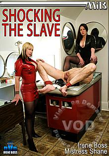 Shocking The Slave Box Cover
