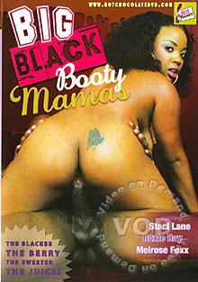 Big Black Booty Mamas Box Cover