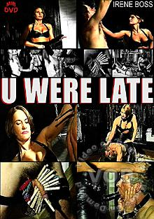 U Are Late Box Cover