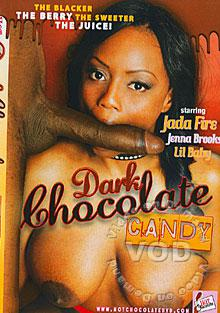 Dark Chocolate Candy Box Cover