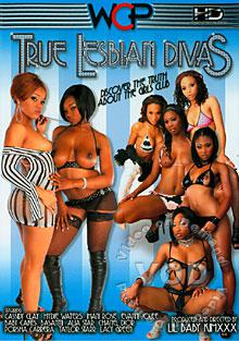True Lesbian Divas Box Cover